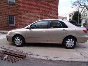 2006 Toyota Corolla for sale at Mr. Motorsales in Elizabeth NJ