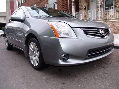 2010 Nissan Sentra for sale at Mr. Motorsales in Elizabeth NJ