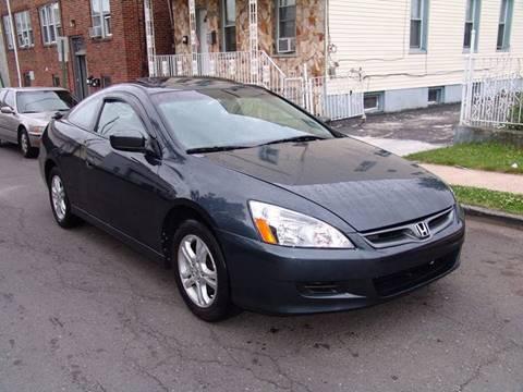 2007 Honda Accord for sale at Mr. Motorsales in Elizabeth NJ