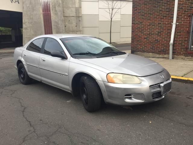 2001 Dodge Stratus for sale at Mr. Motorsales in Elizabeth NJ