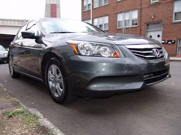 2011 Honda Accord for sale at Mr. Motorsales in Elizabeth NJ