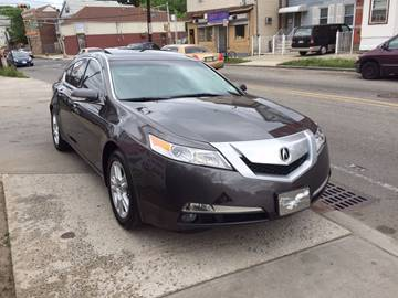 2011 Acura TL for sale at Mr. Motorsales in Elizabeth NJ