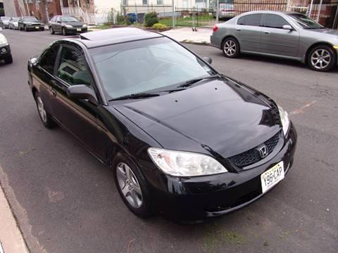 2004 Honda Civic for sale at Mr. Motorsales in Elizabeth NJ