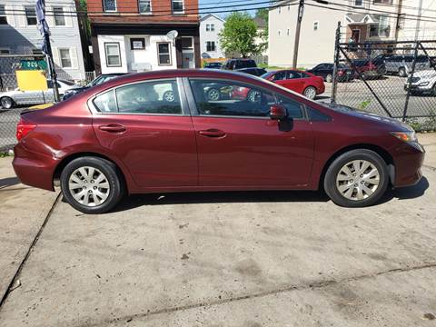 2012 Honda Civic for sale in Elizabeth, NJ