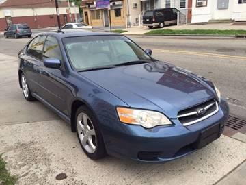 2006 Subaru Legacy for sale at Mr. Motorsales in Elizabeth NJ