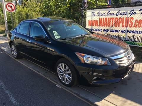 2012 Honda Accord for sale in Elizabeth, NJ