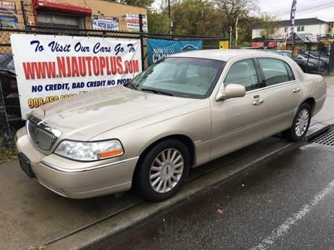 2005 Lincoln Town Car for sale in Elizabeth, NJ