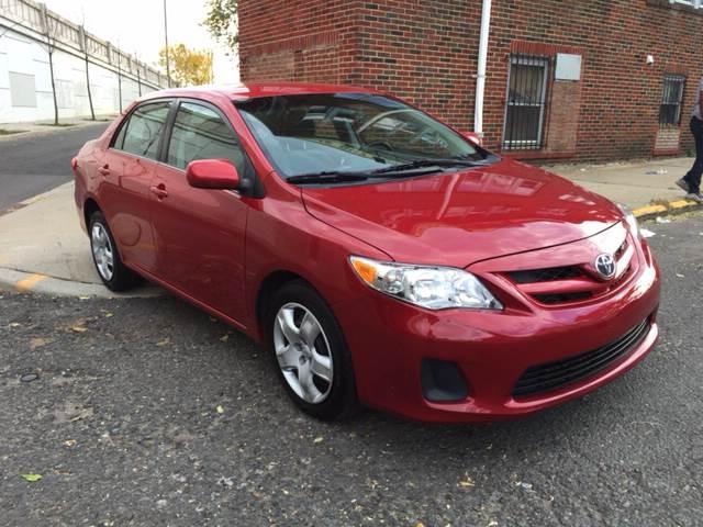 2013 Toyota Corolla for sale at Mr. Motorsales in Elizabeth NJ