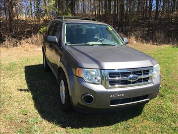 2009 Ford Escape for sale in Hillsborough, NC
