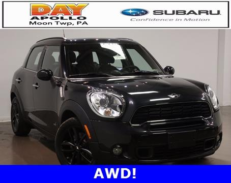 2014 MINI Countryman for sale in Moon Township, PA