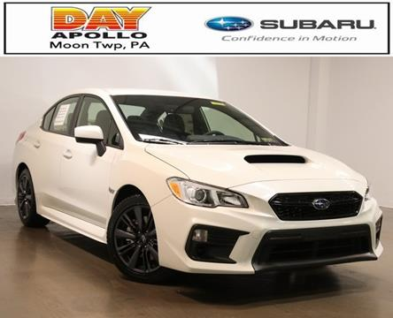 2018 Subaru WRX for sale in Moon Township, PA