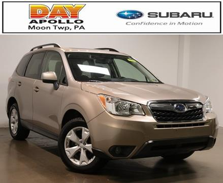 2016 Subaru Forester for sale in Moon Township, PA