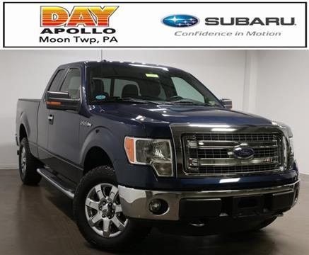 2014 Ford F-150 for sale in Moon Township, PA