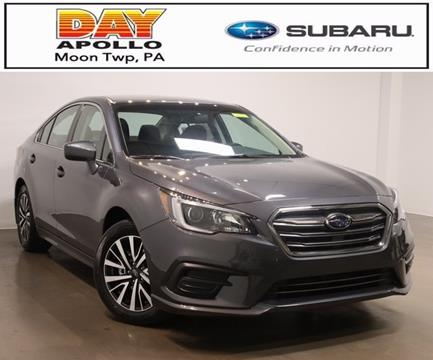 2018 Subaru Legacy for sale in Moon Township, PA