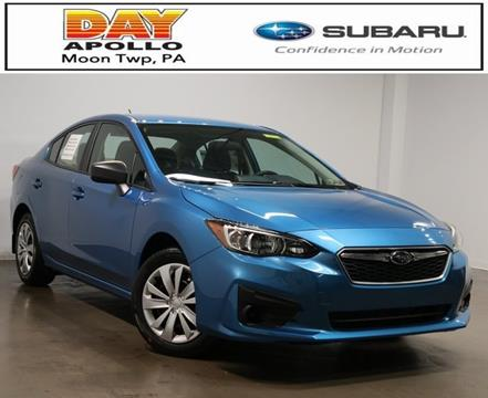 2018 Subaru Impreza for sale in Moon Township, PA