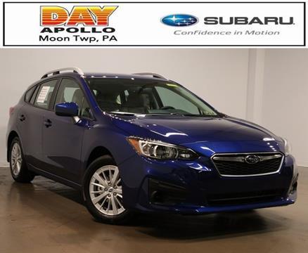 2018 Subaru Impreza for sale in Moon Township, PA