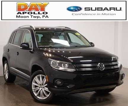 2015 Volkswagen Tiguan for sale in Moon Township, PA