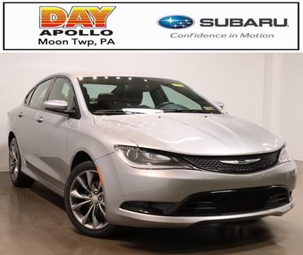 Chrysler 200 for sale in pennsylvania for Highline motors aston pa