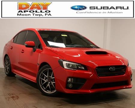 2016 Subaru WRX for sale in Moon Township, PA
