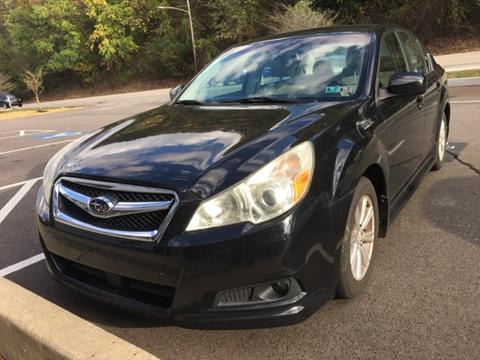 2010 Subaru Legacy for sale in Moon Township, PA