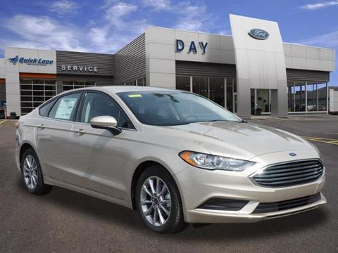 2017 Ford Fusion for sale in Monroeville, PA