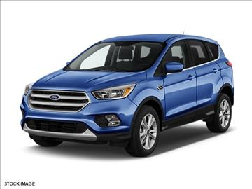 2017 Ford Escape for sale in Monroeville, PA