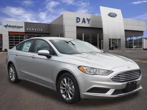 2017 Ford Fusion for sale in Monroeville PA