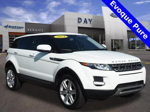 2013 Land Rover Range Rover Evoque for sale in Monroeville PA