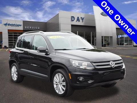 2015 Volkswagen Tiguan for sale in Monroeville PA