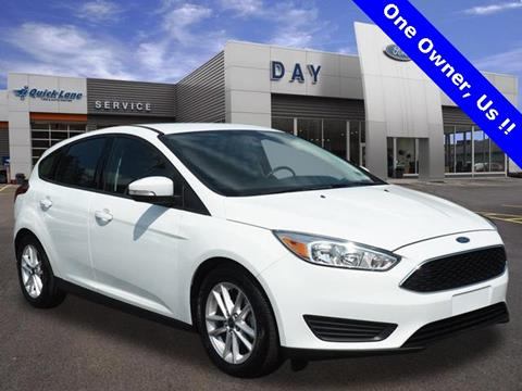 2016 Ford Focus for sale in Monroeville PA