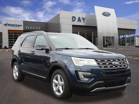 2017 Ford Explorer for sale in Monroeville, PA