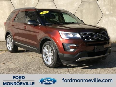 Day Ford Monroeville >> Ford Explorer For Sale In Monroeville Pa Day Ford Inc