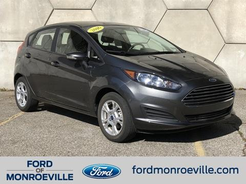 Day Ford Monroeville >> Ford Fiesta For Sale In Monroeville Pa Day Ford Inc