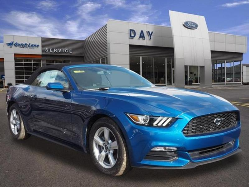 2017 Ford Mustang V6 2dr Convertible In Monroeville Pa