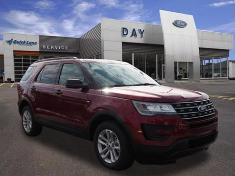 2017 Ford Explorer for sale in Monroeville PA
