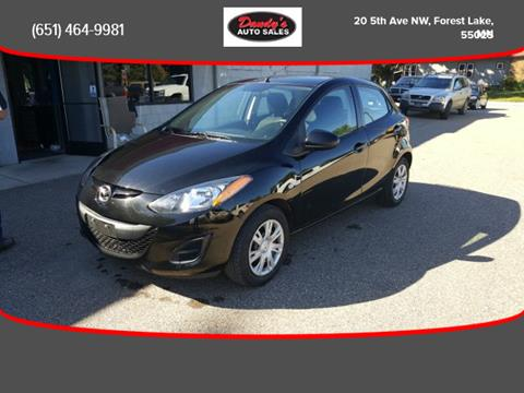 2013 Mazda MAZDA2 for sale in Forest Lake, MN