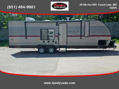 2019 Wildwood GRAY WOLF for sale in Forest Lake, MN