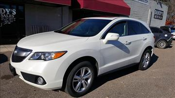 2013 Acura RDX for sale in Forest Lake, MN