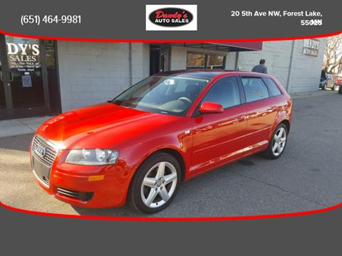 2007 Audi A3 for sale in Forest Lake, MN