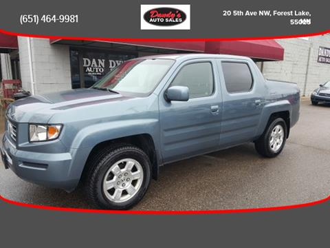 2008 Honda Ridgeline for sale in Forest Lake, MN