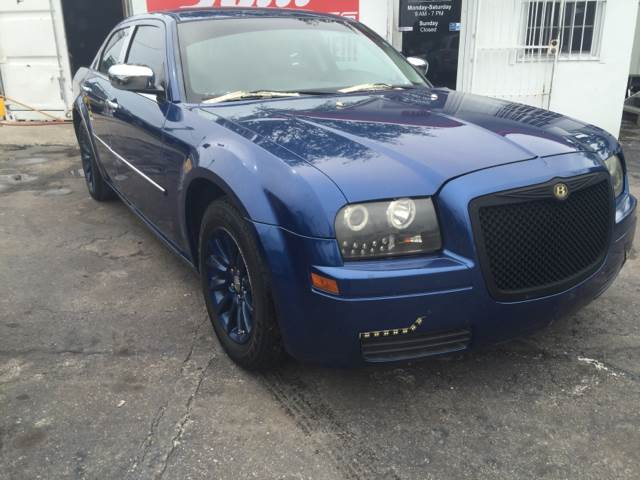 2009 CHRYSLER 300 LX 4DR SEDAN blue absolutely perfect all power automatic dual ac amfm s