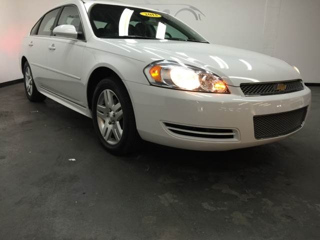 2013 CHEVROLET IMPALA LT FLEET 4DR SEDAN white 2-stage unlocking - remote abs - 4-wheel air fil