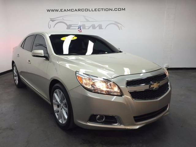 2013 CHEVROLET MALIBU LT gold chevrolet malibu lt  great color combo 66101 low miles 18