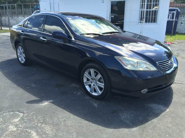 2009 LEXUS ES 350 BASE 4DR SEDAN blue welcome to sam motor sports when the banks say no we say