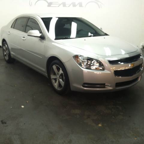 2012 CHEVROLET MALIBU LT 4DR SEDAN W1LT silver we want your trade instant financing with approv