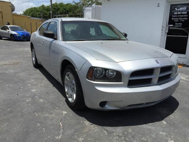 2007 DODGE CHARGER BASE 4DR SEDAN silver absolutely perfect best color combo all power autom