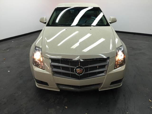 2011 CADILLAC CTS 30L LUXURY 4DR SEDAN white this vehicle is  absolutely perfect one owner cadil