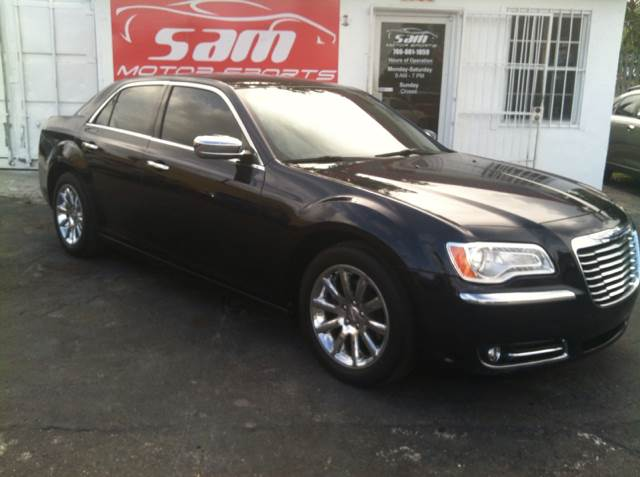 2012 CHRYSLER 300 LIMITED blue absolutely perfect low 61034 miles all power automatic dual