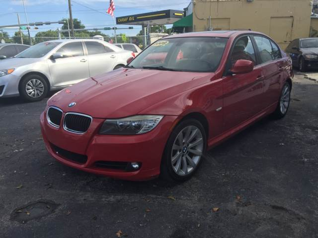 2009 BMW 3 SERIES 328I 4DR SEDAN red instant financing with approved creditthis vehicle is price