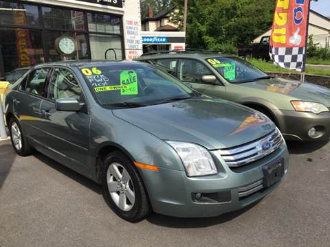 2006 Ford Fusion for sale in Southbridge, MA